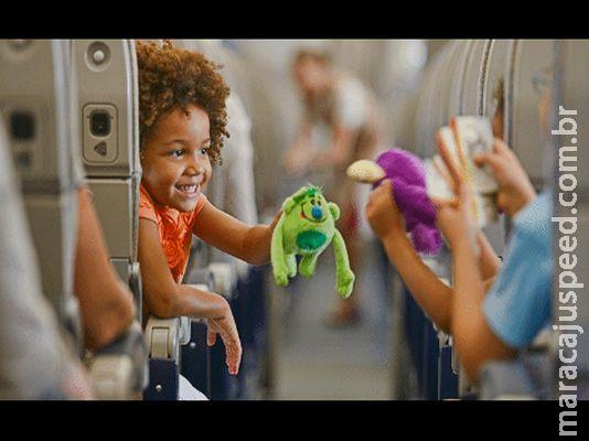 Vai viajar com as crianças? Confira dicas que podem te ajudar a evitar problemas