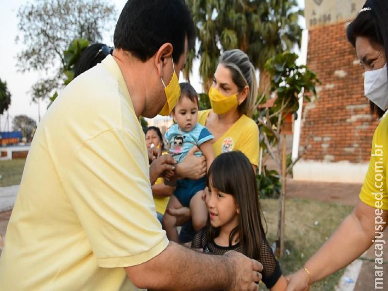 Lenilso Carvalho apresenta projetos voltados à educação