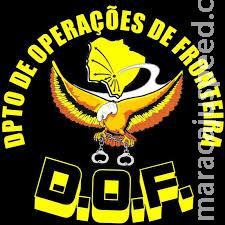 Maracaju: Homem foragido da Justiça foi preso pelo DOF durante a Operação Hórus