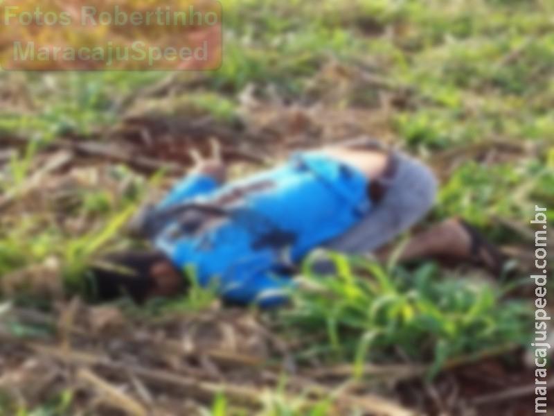 Polícia Civil de Maracaju desvenda morte ocorrida na data de 28/09/2020 e prende o suspeito de ter cometido latrocínio