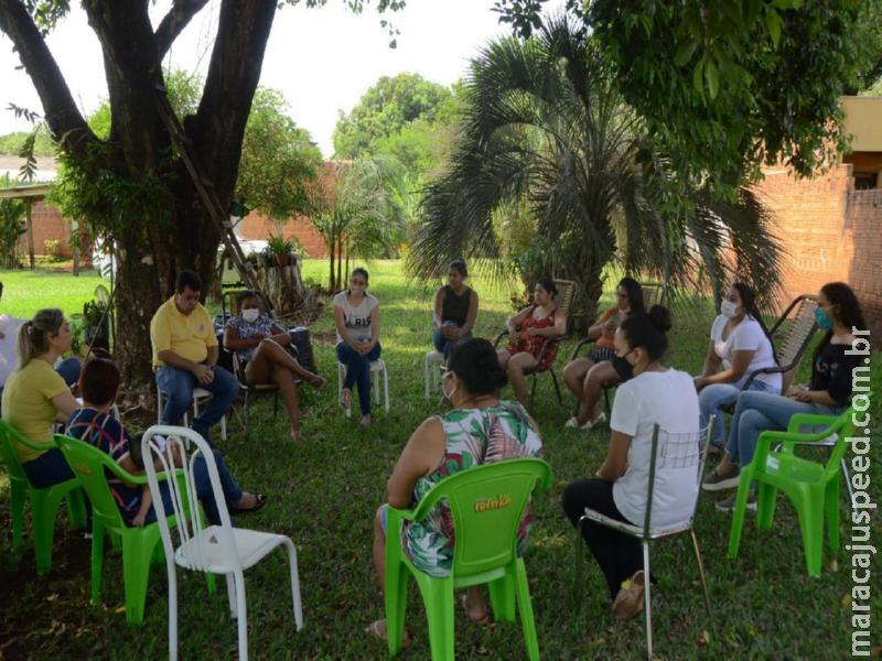 População de Maracaju aprova propostas de governo de Lenilso Carvalho