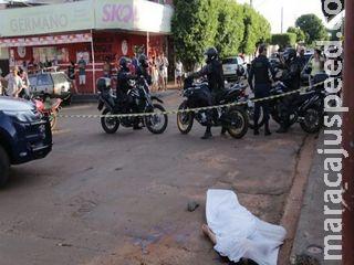 Jovem diz que matou caminhoneiro nas Moreninhas ao ver o pai sendo agredido
