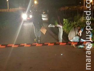 Pedestre é arremessada a dois metros e morre após ser atropelada por motorista