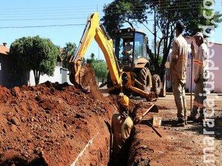 Empresa terá seis meses para concluir obras de drenagem no Aero Rancho