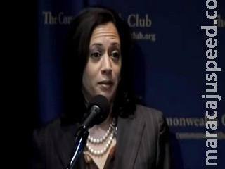 Kamala assume presidência do Senado nos EUA e empossa maioria democrata na Casa
