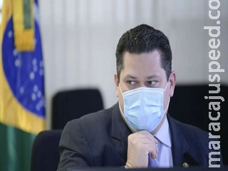 Maia solicita a Alcolumbre que convoque a Comissão Representativa do Congresso