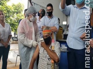 Secretário de Saúde diz que municípios devem vacinar indígenas em até uma semana em MS