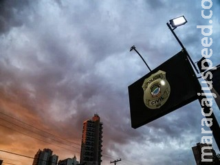 Empresa é alvo de bandidos dias após sistema de segurança sofrer pane em Campo Grande