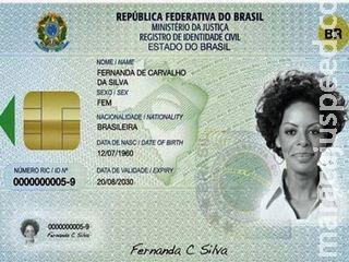 Governo prorroga prazo para adoção de novo modelo da carteira de identidade