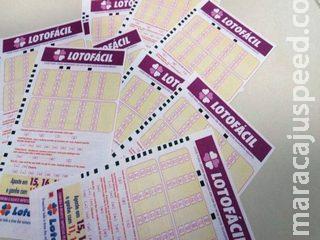 Lotofácil irá sortear R$ 3,5 milhões no concurso desta terça