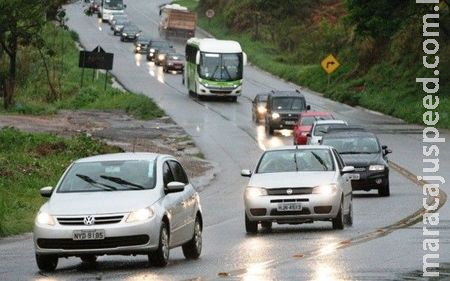 Agora é lei: A partir do dia 12 quem não manter faróis acessos em rodovias do MS levará multa no valor de R$ 130,16