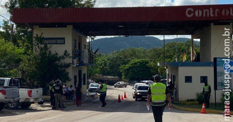 Bolívia mantém fechamento de fronteira com o Brasil por mais 7 dias
