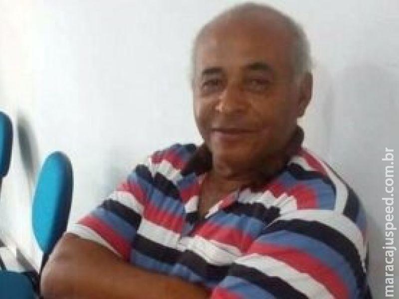 Covid faz mais uma vítima, morre seu Zé Campos em Glória de Dourados