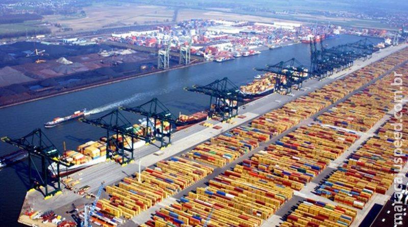 Empresa da fronteira pode ter envolvimento com 11 toneladas de cocaína apreendidas em porto na Bélgica