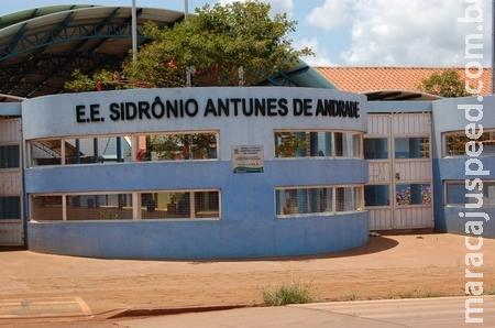 Escola Estadual Sidronio Antunes de Andrade faz Carta Convite para aquisição de gêneros alimentícios