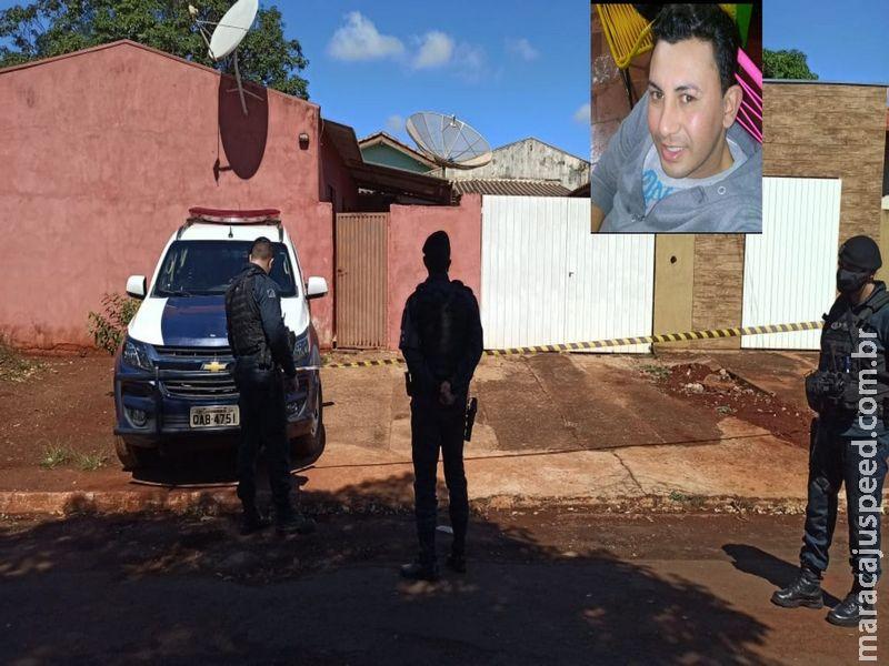 Ex-morador de Maracaju é assassinado no Jardim Maracanã em Dourados