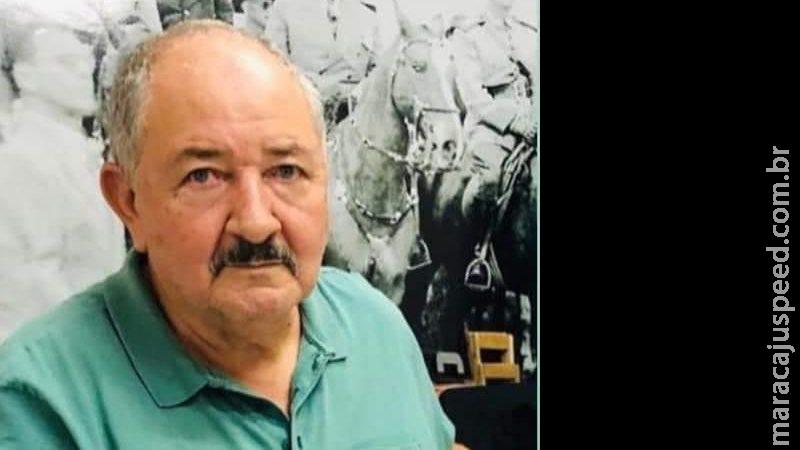 Ex-presidente da Câmara de Ponta Porã morre de Covid-19