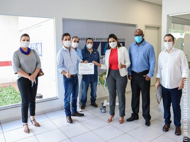 Maracaju: Hospital Soriano Correa recebe Certificado de elogio da Ouvidoria do SUS - Sistema Único de Saúde