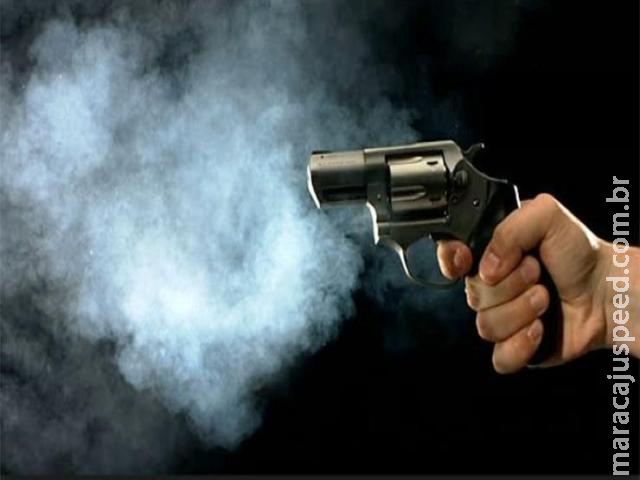 """Maracaju: Polícia Militar é acionada para atender ocorrência de """"Disparo de Arma de Fogo"""" acidental. Disparo atingiu a panturrilha da autor/vítima"""