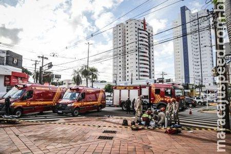 Motociclista é arremessada a 10 metros e morre em acidente com carro em Campo Grande