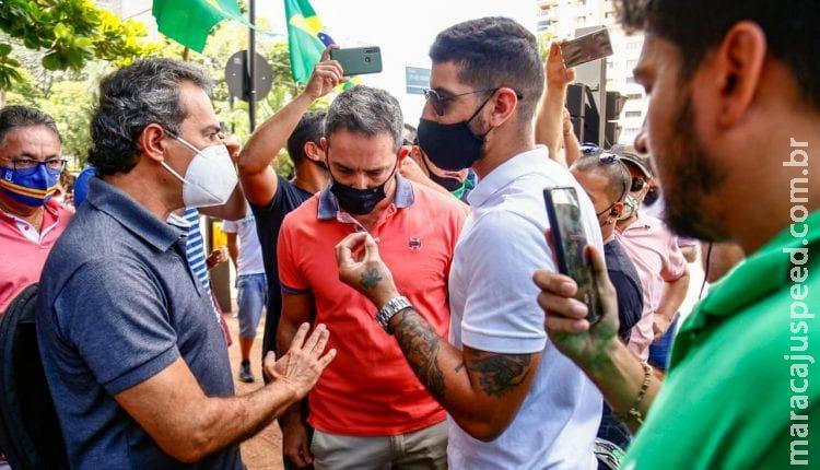 Senador de MS pede ao Ministério da Saúde inclusão de jornalistas na prioridade da vacinação contra Covid