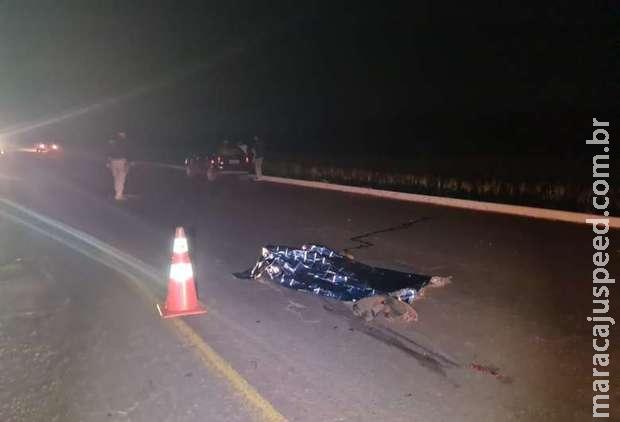 Ciclista é atropelado e morto; motorista fugiu sem prestar socorro
