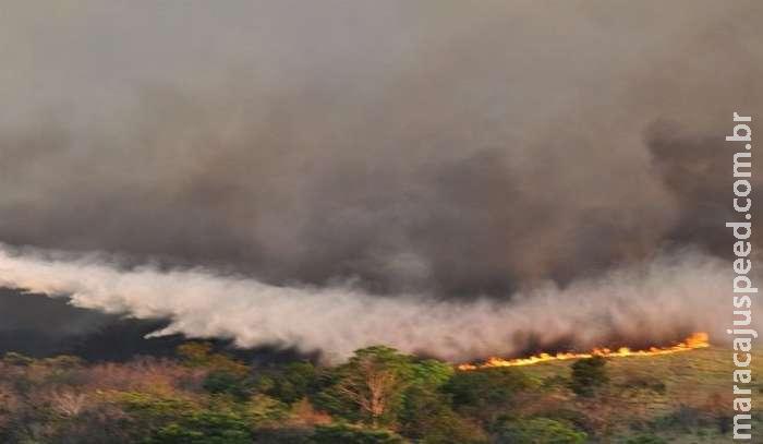 MS declara estado de emergência ambiental por seis meses