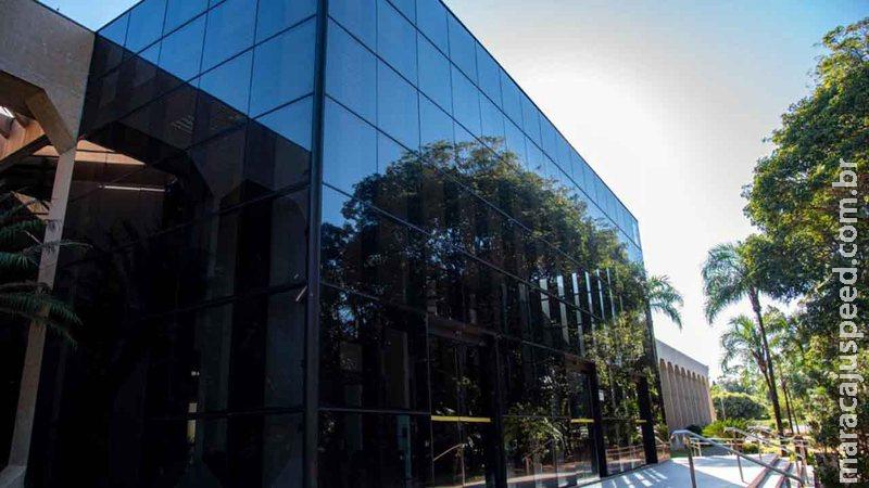 Com Campo Grande na bandeira cinza, TCE-MS vai suspender expediente presencial