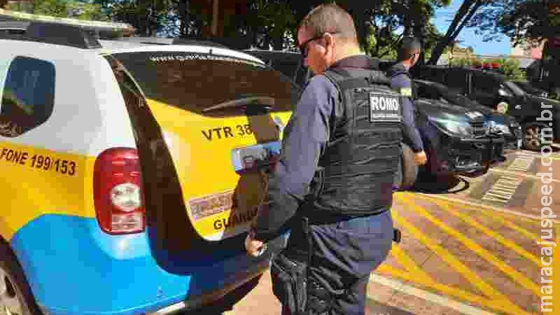 Em dois anos e meio Guarda de Dourados já recuperou 109 celulares furtados