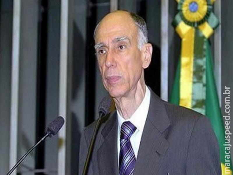 Marco Maciel, ex-vice-presidente da República, morre aos 80 anos