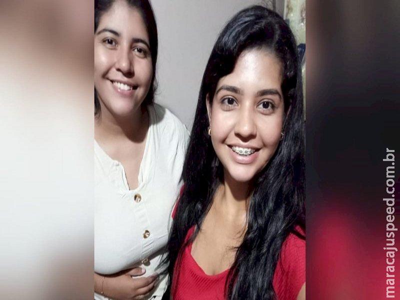Unidas desde a infância, Miriam foi separada de Camila aos 26 anos pela covid em MS