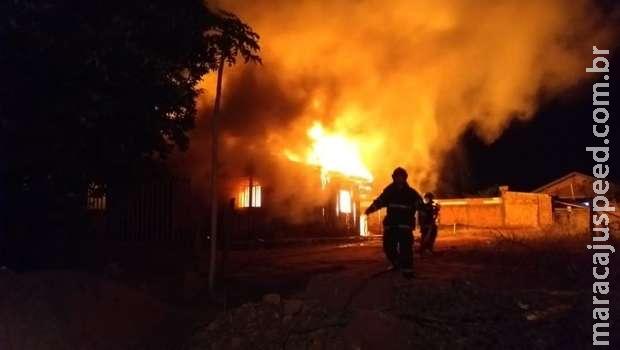 Idoso morre 24 dias após ter casa incendiada por criminosos em Ivinhema