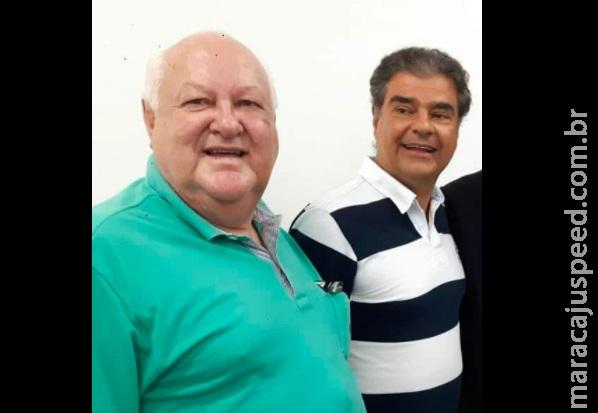 Ivan Louzada, ex-presidente do PTB-MS, morre em Campo Grande