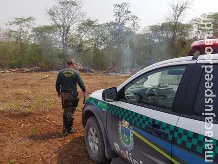 No PA Eldorado, após ser autuado por ter animais em reserva, agora mesmo autor será investigado por desmatamento