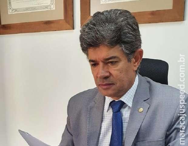 Rinaldo parabeniza Saúde de MS por bom desempenho na vacinação contra a covid