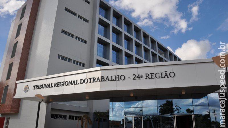 TRT vai gastar mais de R$ 21 mil para entrega de medalhas a juízes e servidores em MS
