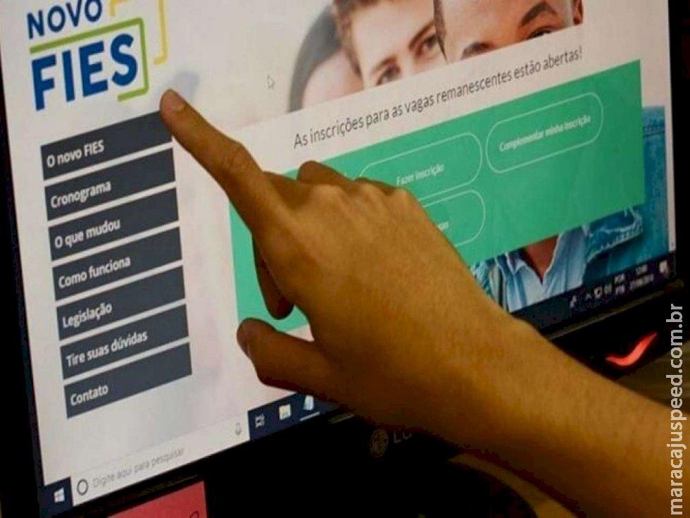 A convocação dos candidatos da lista de espera do FIES já começou e segue até o dia 31