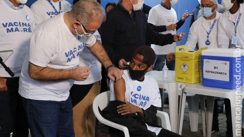 Covid-19: Queiroga pede que brasileiros se imunizem com a segunda dose