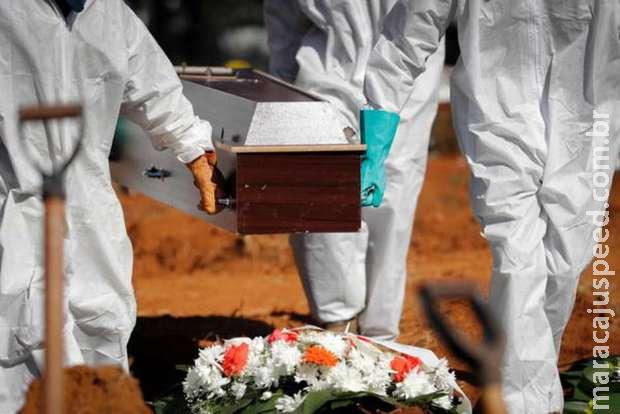 Em MS, 21 morrem de covid-19 incluindo um jovem de 25 anos e sem comorbidades