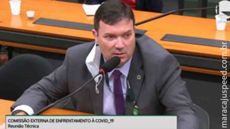 Na CPI, Marcelo Blanco alega que negociação com Dominghetti era para
