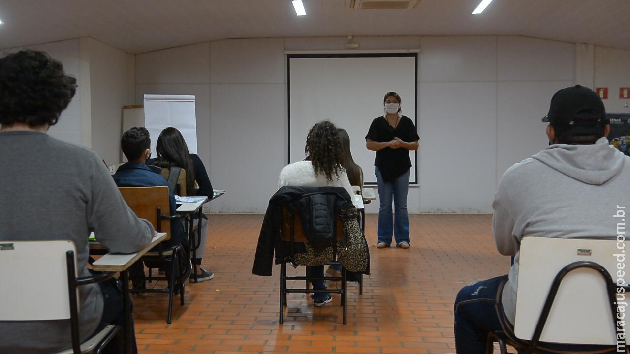 "Sindicato Rural forma primeira turma de jovens no curso ""Passos para o primeiro emprego"""