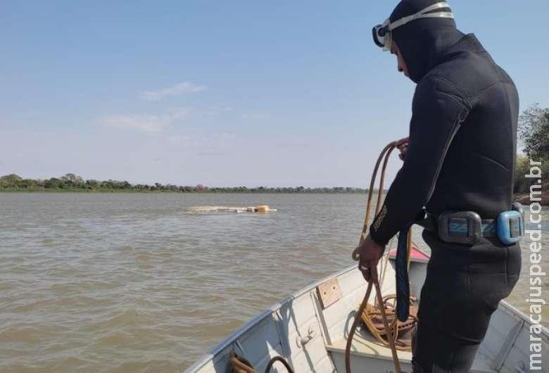 Turistas e piloto são encontrados 2 dias após sumirem no Rio Paraguai