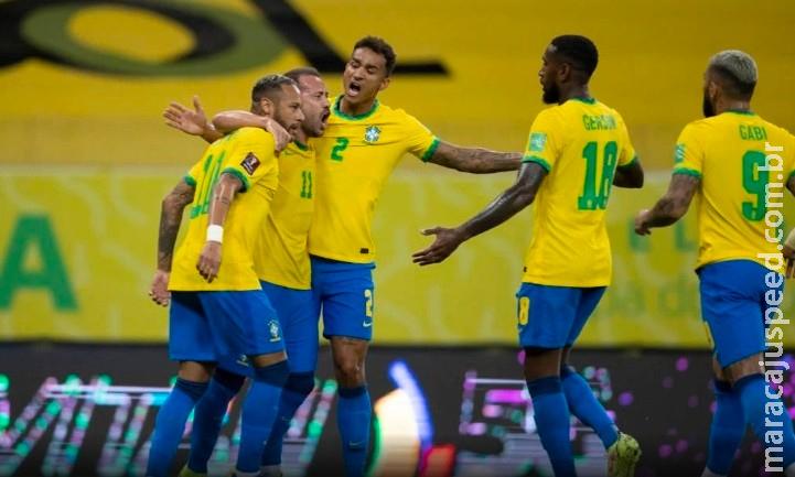 Com Neymar decisivo, Brasil vence Peru e retoma embalo nas Eliminatórias Sul-Americanas