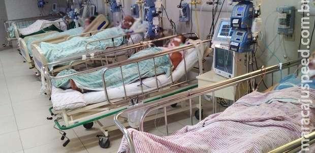 Hospital Regional não registra óbitos por covid-19 após 521 dias