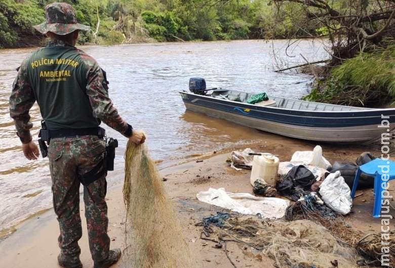 Dez são autuados durante a operação Padroeira do Brasil