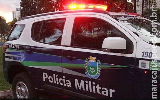 Homem acaba preso por policial de folga após bater e estrangular esposa em MS