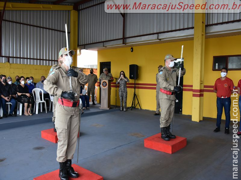 Maracaju: Solenidade de passagem de comando do 13º SGB/Ind. de Maracaju