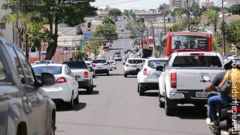 Veículos para fiscalização de trânsito em MS custam R$ 1,5 milhão