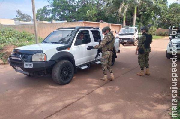 Vereador vítima de novo atentado na fronteira de MS está em estado grave