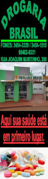 Drogaria Brasil Banner Torre 160 x 600